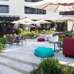 Restaurant & Bar Outdoor Terraces